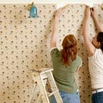 Thinking About Removing that Dated Wallpaper? We Can Handle That for You! Call Z-Man's Today for Professional Wall Paper Removal and Painting!!